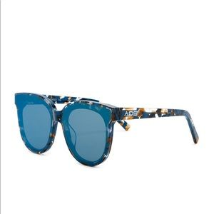 Aquaswiss AQS Iris Oversized Cat Eye Sunglasses